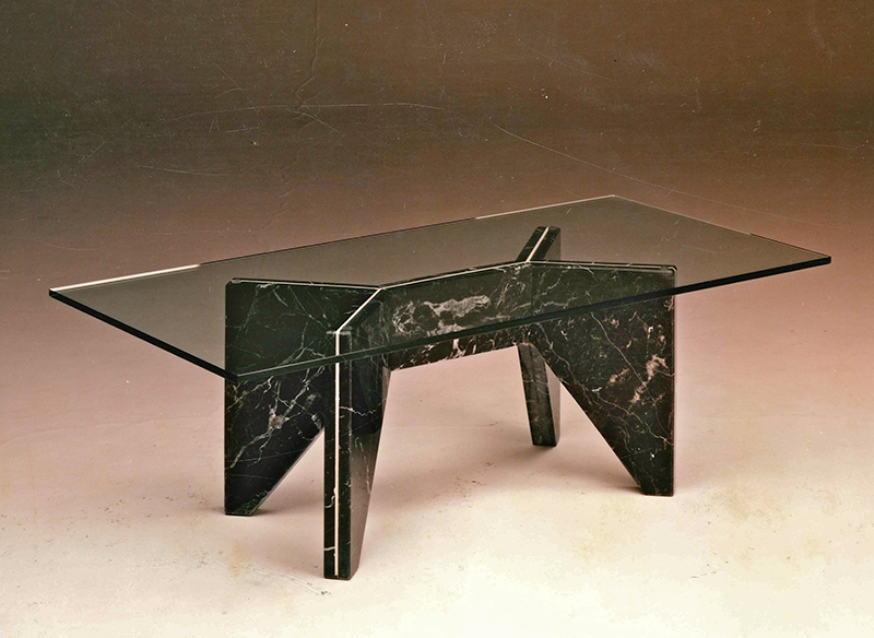 Design pio porcinai designer sito ufficiale - Tavolo cristallo design ...